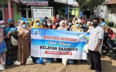 Kurangi Beban Negara : SNI Bantu Keluarga Nelayan Dampak Covid 19